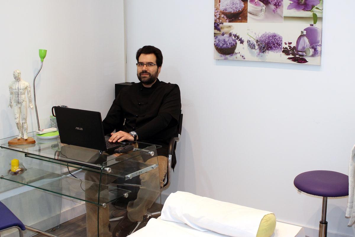 Rafael Sarrión - Gabinete Armony